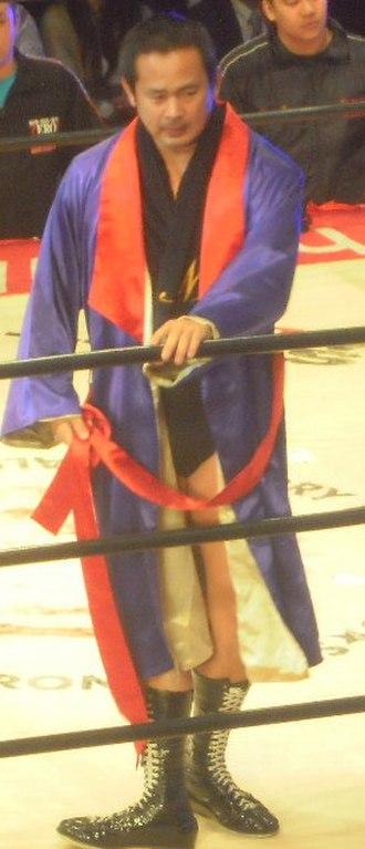 Osamu Nishimura - Nishimura in January 2012.