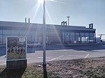 Osijek Airport-Zračna luka Osijek-Аеродром Осијек-Eszék repülőtér 03.jpg