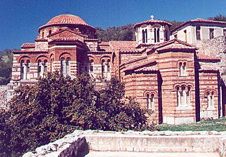 Hosios Loukas - Image: Osiosloukas