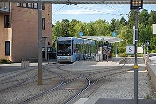 Rikshospitalet tram stop
