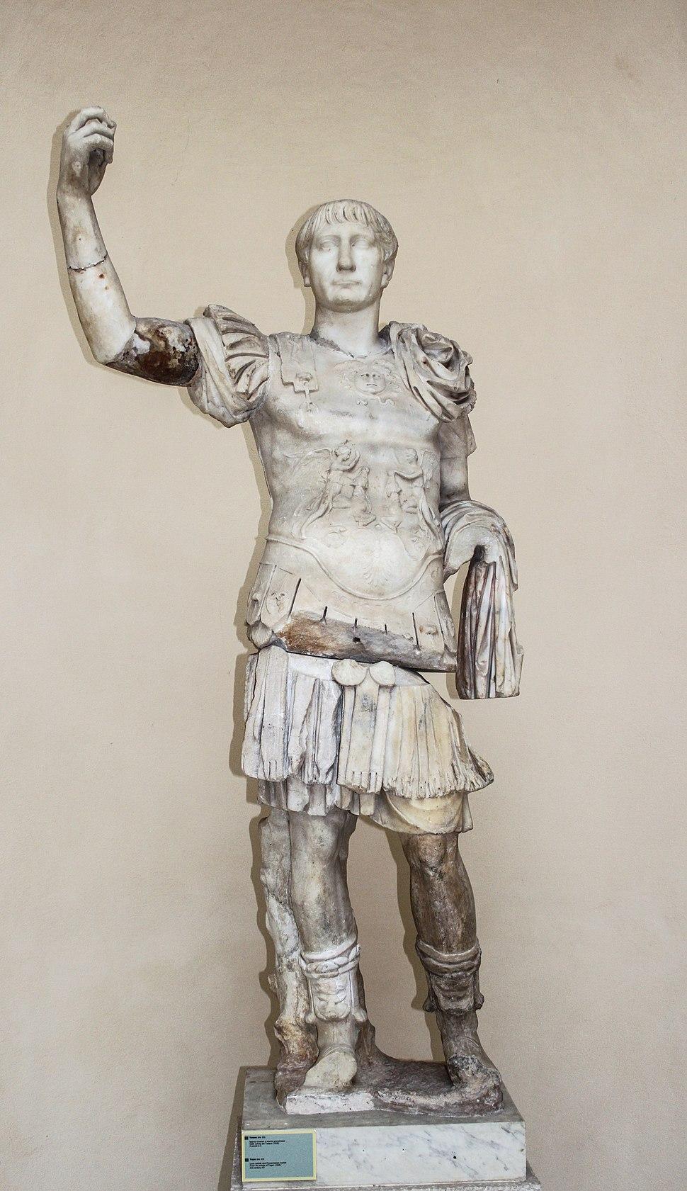 Ostia Museum 2013-03-08, Traianus