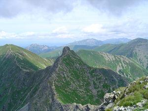 Western Tatras - Ostrý Roháč