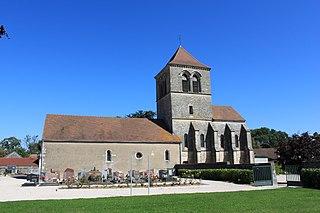 Ouges Commune in Bourgogne-Franche-Comté, France