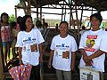 Oxfam Community health workers funded by UK aid near Guiuan (13950162408).jpg