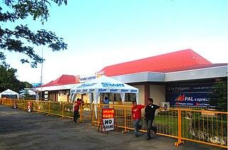 Labo Airport Airport in Ozamiz, Philippines
