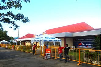 Labo Airport - Exterior of Labo Airport