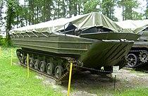 Pływający Transporter Gąsienicowy PTG - K-61.jpg