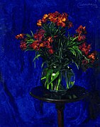 P. Molnár Still-life with Flowers 1913.jpg