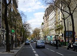 Image illustrative de l'article Rue d'Alésia