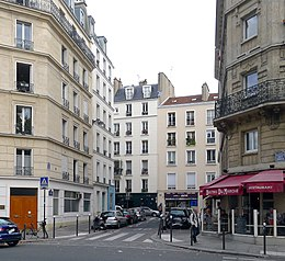 Image illustrative de l'article Rue Malus (Paris)