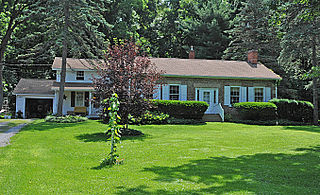 Payne Cobblestone House United States historic place