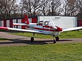 PH-MBW, Fuji FA200 at Hilversum Airport (ICAO EHHV), photo3.JPG