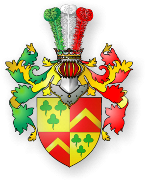 Stanisław Haller - Haller coat of arms