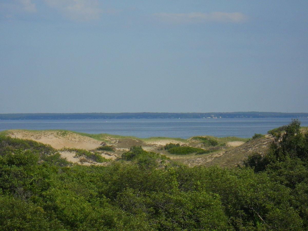 Parker River National Wildlife Refuge Plum Island