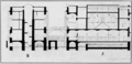 PSM V77 D220 Plan of the first two buildings of the zoological station.png