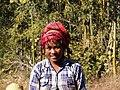 Pa-Oh tribeswoman near Tone Le (Myanmar 2013) (11772583675).jpg