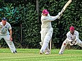 Pacific CC v Chigwell CC at Crouch End, London, England 18.jpg