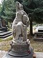 Pain by Janos Pasztor, Alsóváros Cemetery, 2016 Szekszard.jpg