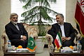 Pakistan Consul General met with the Mayor of Mashhad - Seyyed Sowlat Mortazavi and Qazi Habib ul-Rahman 5.jpg
