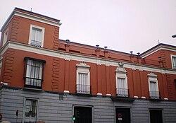 PROPUESTAS DE RULADA DE LA COMUNIDAD DE MADRID - DOMINGO 8 DE MARZO 250px-Palacio_del_duque_de_Rivas_Madrid