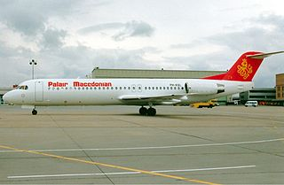 Palair Macedonian Airlines Flight 301