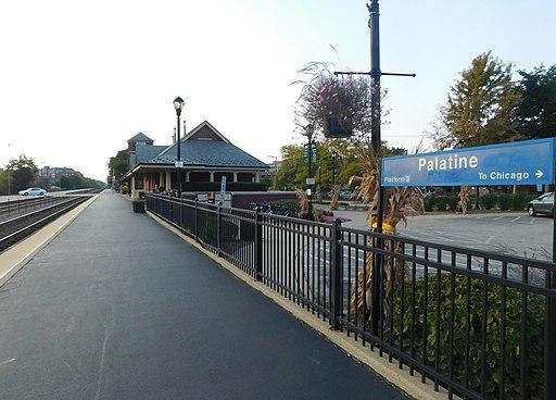 Palatine Station