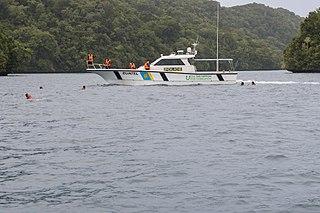 Law enforcement in Palau