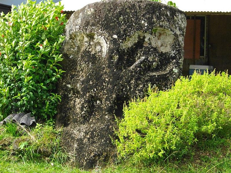 Palau Stone Faces from Wikipedia - Courtesy of upload.wikimedia.org