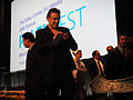 PaleyFest 2011 - Freaks and Geeks-Undeclared Reunion - Jason Segel signs for fans (5525057670).jpg