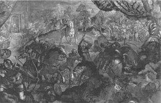 Gonzaga-Zyklus, I. Reihe, 3. Entsetzung von Legnano