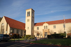 Palo Alto High School - Image: Paly