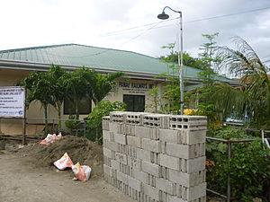 Panay Railways - Headquarters in La Paz, Iloilo City