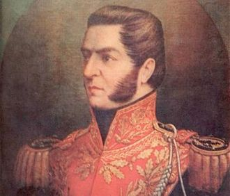 Francisco Ramírez (governor) - Portrait of Francisco Ramírez. It was done after his death, there are no known depictions of Ramírez in life.