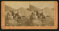 Panning out the gold in the Klondyke (Klondike), Alaska, by Kilburn, B. W. (Benjamin West), 1827-1909.png