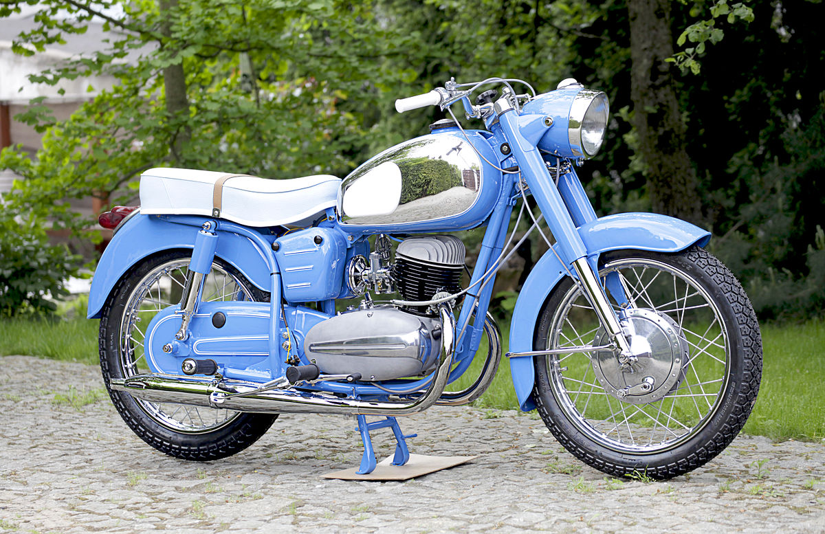 Pannonia Motorcycle