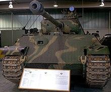 Panzerkampfwagen v panther u wikipedia