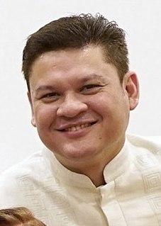 Paolo Duterte Filipino politician