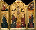 Paolo uccello, trittico della crocifissione, metropolitan museum.jpg