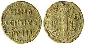 Pope Innocent III - Papal Bulla of Innocent III