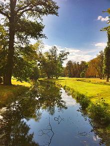 parc du chateau de Rambouillet