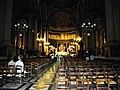Paris, France. EGLISE DE LA MADELEINE (interior-4)(PA00088812).jpg