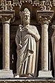 Paris - Cathédrale Notre-Dame -Galerie des rois - PA00086250 - 013.jpg