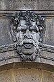 Paris - Les Invalides - Façade nord - Mascarons - 008.jpg