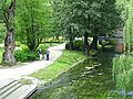 Park Scene with River View - Olsztyn - Warmia & Masuria - Poland (27985605825).jpg