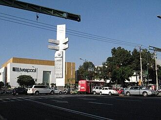 Colonia Narvarte - Parque Delta (shopping center)