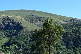 Nature Park of Alvão - A view of the open pastureland of the Upper Alvão