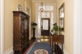 Part of the back-entry hallway of the Texas Governor's Mansion in Austin, the capital of Texas LCCN2014632030.tif