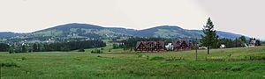 Podtatrzański Trench - Kościeliska Valley and Gubałowski Foothills