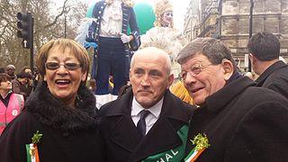 Barry McGuigan Irish boxer
