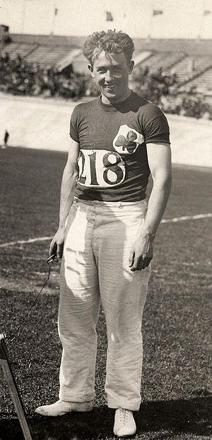 Pat O'Callaghan - Pat O'Callaghan at the 1928 Olympics
